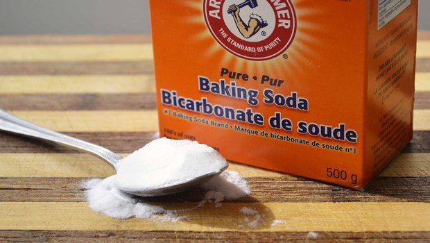 how to get rid of chicken pox scars-baking soda