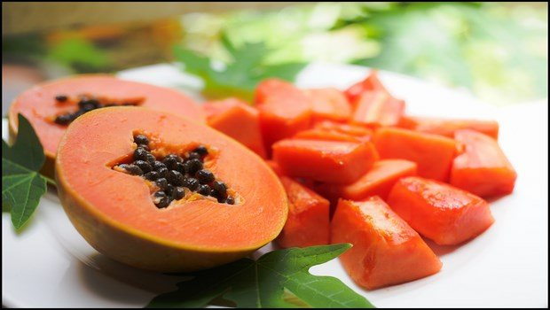 how to get rid of chicken pox scars-papaya