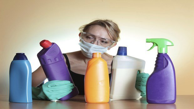 how to lower alt levels-avoid chemical toxins in your living environment