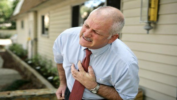 how to treat chest pain naturally at home