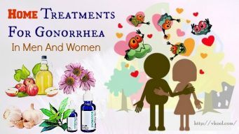 home treatments for gonorrhea