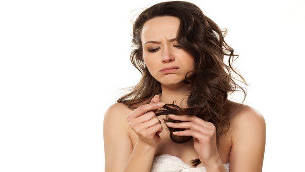 common hair problems-chlorine damage
