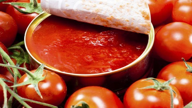 foods that cause high blood pressure-canned tomato products