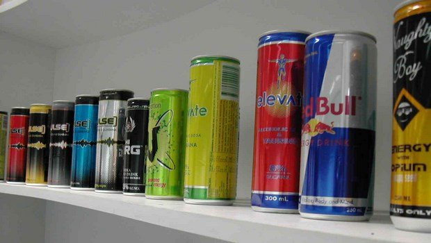 foods that cause high blood pressure-energy drinks