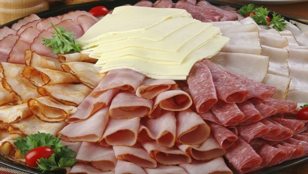 foods that cause high blood pressure-processed meat