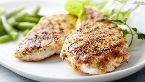 foods that fight cellulite-chicken breast