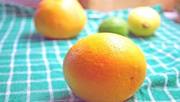 foods that fight cellulite-lemon and oranges