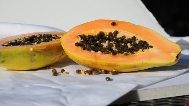 foods that fight cellulite-papaya