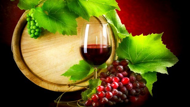 foods that fight cellulite-red wine