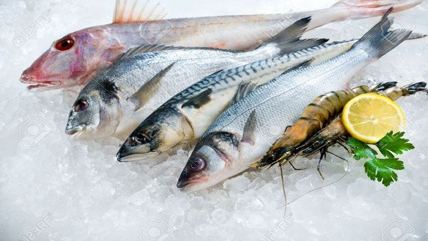 foods to reduce high blood pressure-fresh fish