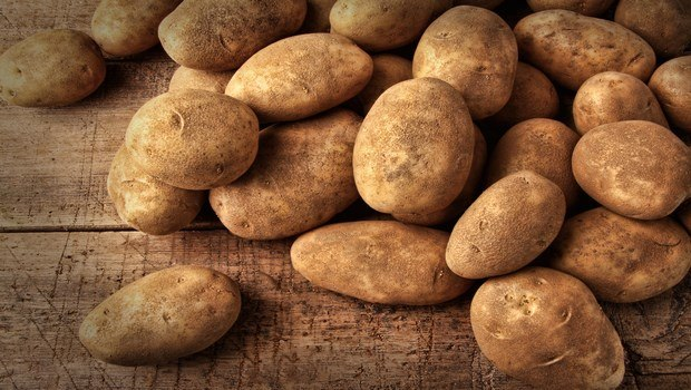 foods to reduce high blood pressure-potatoes