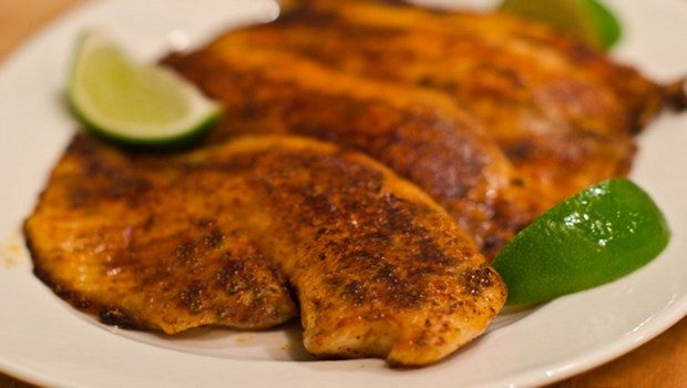 foods to reduce high blood pressure-tilapia