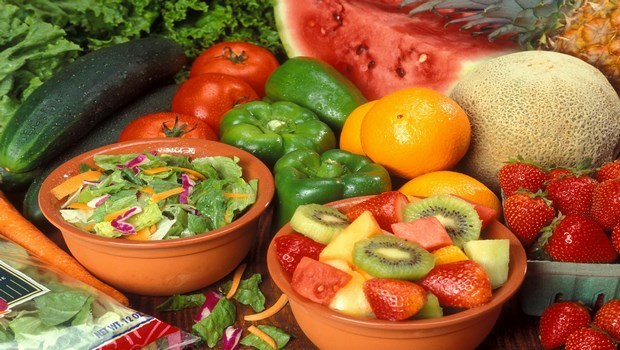 healthy living habits-eat more fruits and veggies