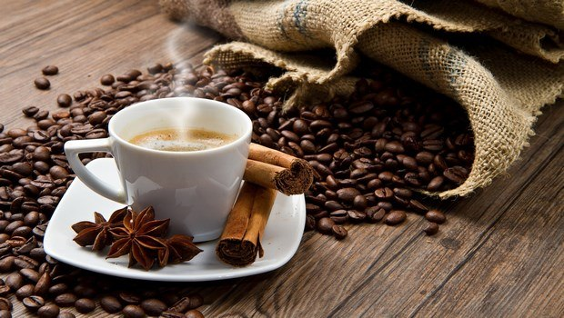 how to cure asthma-coffee