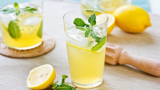 how to get rid of dry flaky scalp-lemon juice