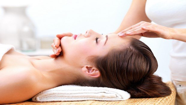 how to get rid of dry flaky scalp-massage your scalp