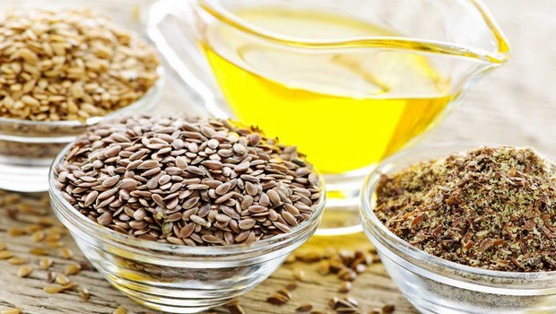 how to remove moles-flaxseed oil