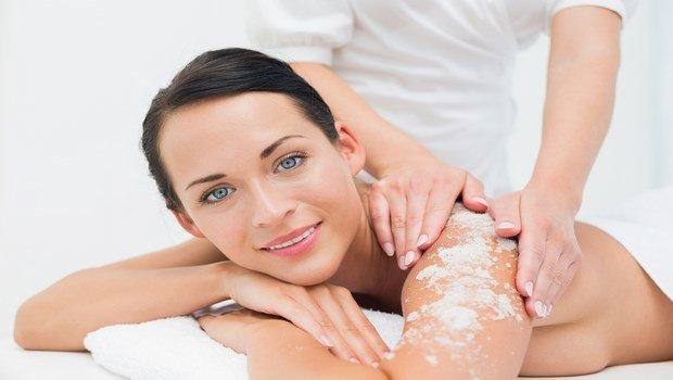 how to take care of sensitive skin-exfoliate your skin weekly