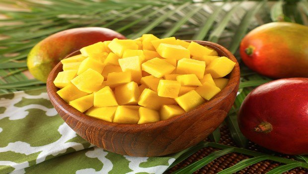 how to take care of sensitive skin-mango