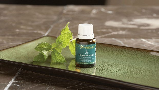 how to treat a headache-peppermint oil