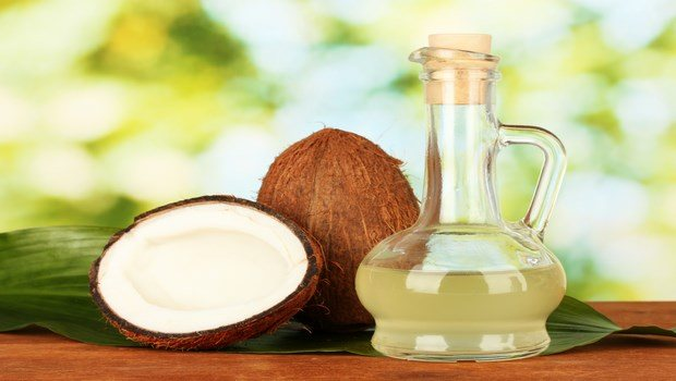 how to treat ringworm-coconut oil