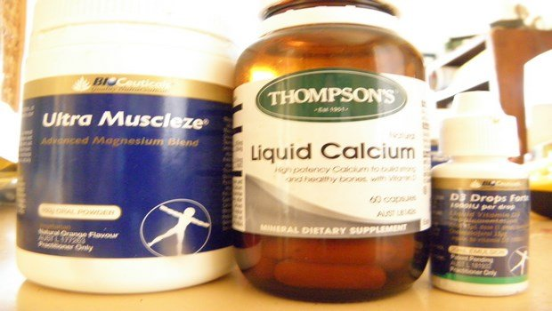 how to treat tmj-take magnesium and calcium supplement