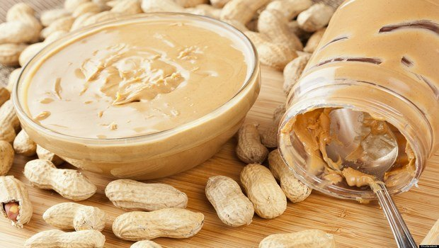 low blood pressure diet-peanut butter
