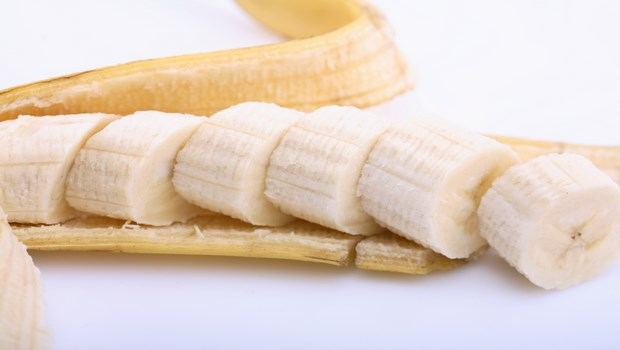 organic skin care-banana face mask