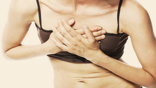 signs and symptoms of breast cancer-breast pain