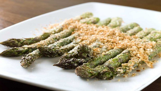 vegetable side dish recipes-baked asparagus