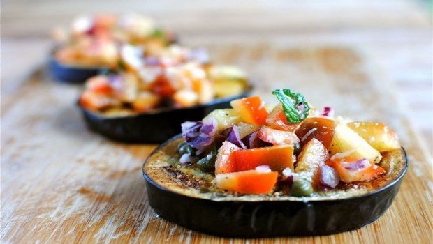 vegetable side dish recipes-eggplant recipe