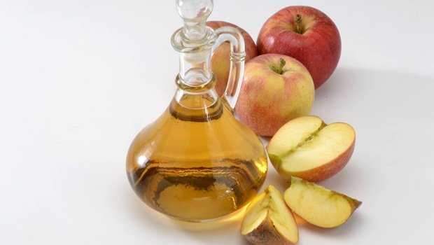 how to treat irritated skin - apple cider vinegar