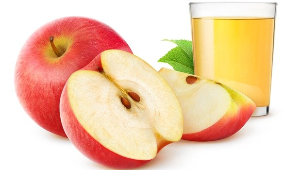 how to cleanse kidneys - apple juice