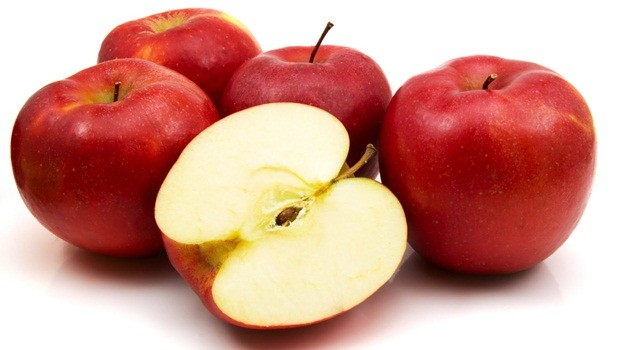foods for healthy teeth - apple