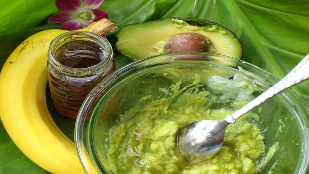 avocado face mask-avocado mask