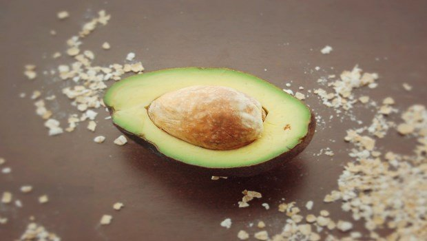 avocado face mask-avocado oatmeal face mask