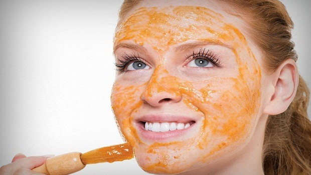 baking soda and turmeric facial mask