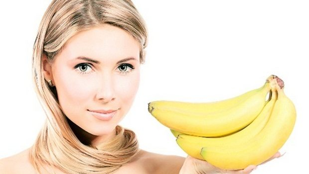 banana face mask - basic banana face mask