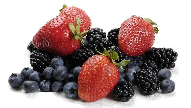 how to cleanse kidneys - berries