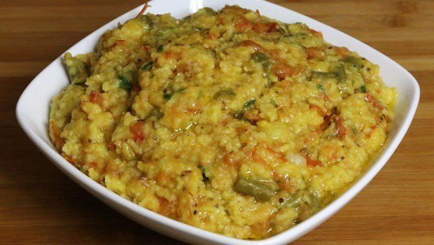 brown rice recipes-brown rice khichdi