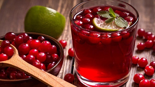 how to cleanse kidneys - cranberry juice