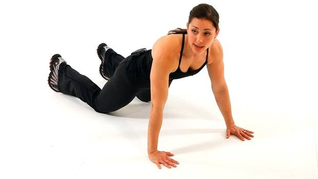 how to increase muscle strength - do push up