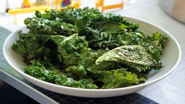foods to increase blood platelets-kale