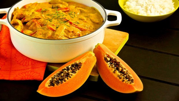 foods to increase blood platelets-papaya