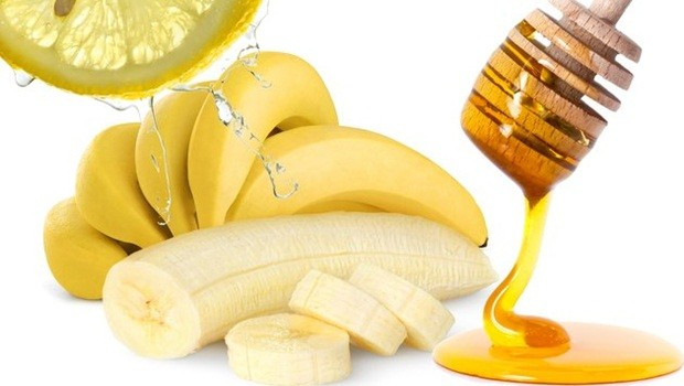 banana face mask - honey banana face mask