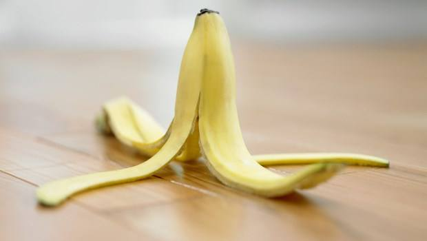how to treat warts-banana peel