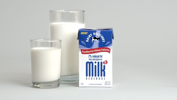 foods for healthy teeth - milk