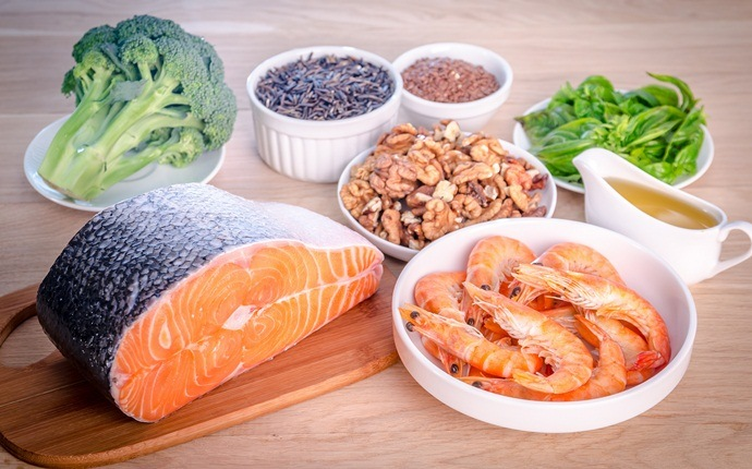 foods to increase blood platelets - omega 3 fatty acid rich foods