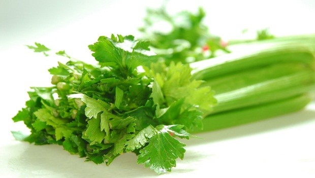 how to treat kidney stones - organic celery