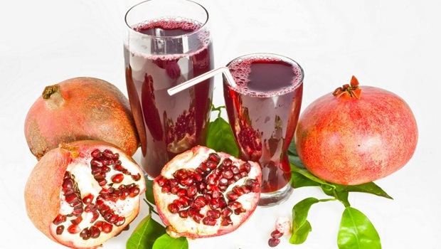 how to treat kidney stones - pomegranate juice
